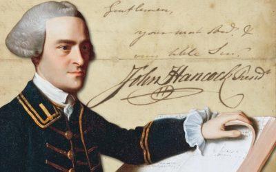 John Hancock's 1776 Declaration of Independence letter sells for $1 million